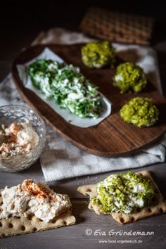 Vegan Cashew-Cheese | Veganer Cashew-Käse | food-vegetarisch.de