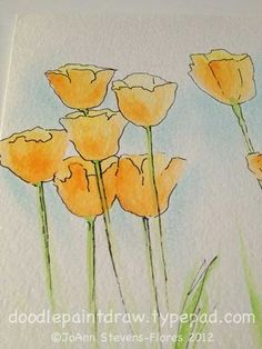 drawings of babies Watercolor Cards, Watercolor And Ink, Watercolour Painting, Watercolor Flowers, Painting & Drawing, Watercolors, Watercolor Portraits, Watercolor Landscape, Abstract Paintings