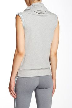 Solow Sleeveless Draped Tank Gym Essentials, Womens Workout Outfits, Active Wear, Tank Tops, Shopping, Clothes, Blouse, Fashion, Outfits