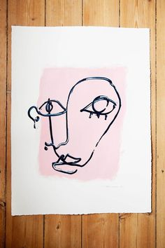 Christiane Spangsberg was compared to Picasso - ALT. - Christiane Spangsberg was compared to Picasso – ALT. Abstract Faces, Abstract Art, Illustration Sketches, Illustrations, Painting Inspiration, Art Inspo, Minimal Art, Kunst Inspo, Arte Online