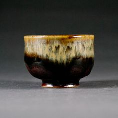 Sake Cup Guinomi by GuerreroCeramics on Etsy