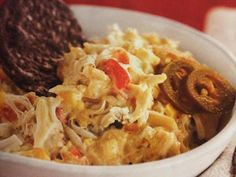 Easy crockpot recipes: Jalapeno, Crab, and Corn Dip Crockpot Recipe
