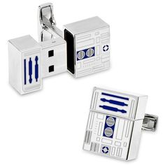 R2D2 USB Cufflinks