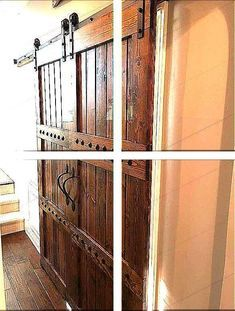 Internal Double Doors | Interior Wood Panel Doors | Prehung Doors - November 20 2019 at 05:10AM Interior Wood Paneling, Internal Double Doors, Indoor Barn Doors, Double Doors Interior, Prehung Doors, Panel Doors, November, Furniture, Home Decor
