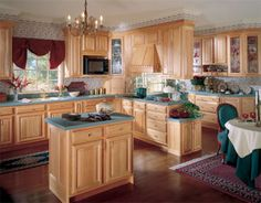 Country Concept Design -The East Coast Cabinet Company - Kitchen Design Center
