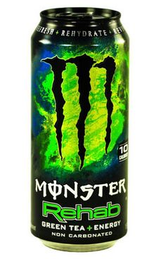(I DRANK THIS.) Monster Rehab Green Tea + Energy contains an unknown amount of ECGC, which has been linked to numerous cases of liver injury in Europe, the class action lawsuit says.