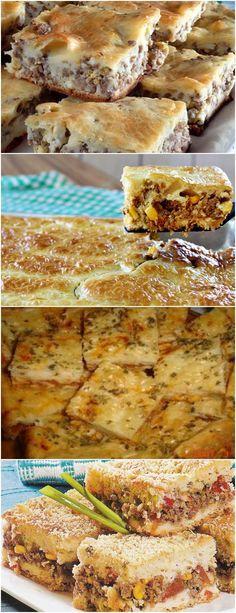 RECEITA DA MAMÃE,PENSA EM UMA TORTA BEM CASEIRA..HUMM!! VEJA AQUI>>>Coloque os temperos o milho, cebola, tomate, pimentão e refogue bem, depois coloque o molho de tomate e ferva bem #receita#bolo#torta#doce#sobremesa#aniversario#pudim#mousse#pave#Cheesecake#chocolate#confeitaria