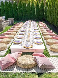 Backyard Birthday Parties, Outdoor Birthday, Sleepover Party, Brunch Party, Outdoor Dinner Parties, Picnic Parties, Outdoor Entertaining, Backyard Picnic, Garden Picnic