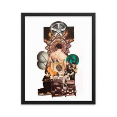 An original provocative COUPEZ ICI statement.Make a statement in any room with this framed poster printed on high quality paper, with a partly glossy, partly matte finish. Artist Art, Maine, Paper, Frame, Picture Frame, Frames, Hoop, Picture Frames