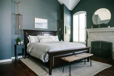elongated cage lighting  New Construction with Curated Charm in Texas | Design*Sponge