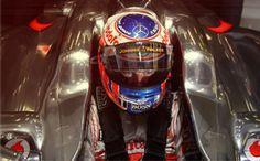 Jenson Button!... My new idol!