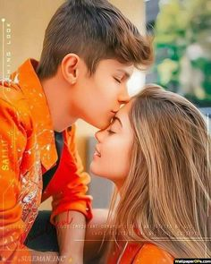 Boy kiss on forehead of girl fb dp The post Boy kiss on forehead of girl fb dp appeared first on Wallpaper DPs. Cute Couple Images, Romantic Couple Images, Love Cartoon Couple, Cute Couples Photos, Cute Love Couple, Couples Images, Couples In Love, Love Couple Kissing Images, Romantic Dp