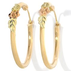 would love to add these to my collection Wing Earrings, Diamond Hoop Earrings, Rose Gold Earrings, Black Hills Gold Jewelry, Gold Rings Jewelry, Jewellery, Vintage Style Rings, Vintage Jewelry, Unique Jewelry