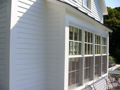 window bump-out | House Windows - Bay Windows, Bump-outs, Trim, Sills ...