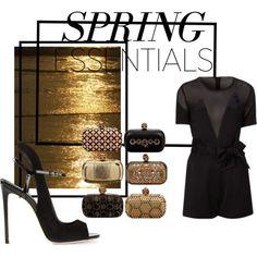 """""""Club Fashionista Spring Essentials"""" by eddiz on Polyvore"""