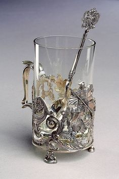 1000+ images about Russian Tea Glass and Holders on Pinterest ...