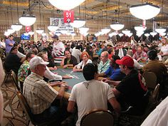 46th annual World Series of Poker – a huge hit to pro players and fans around the world