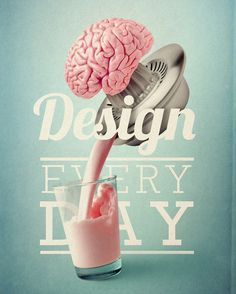 Design Everyday #design #typography