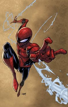 Spider-Man (Peter Parker) is a fictional character, a superhero in the Marvel… Marvel Comics, Bd Comics, Ms Marvel, Marvel Art, Marvel Heroes, Comic Book Characters, Comic Book Heroes, Marvel Characters, Comic Character