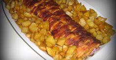 Mennyei Őzgerinc formában sült csirkemell recept! Nem tudom megunni, minden ünnepi alkalomra elkészítem, újra és újra!