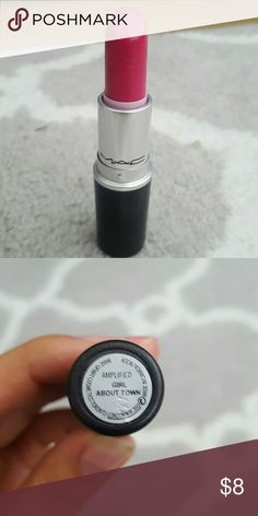 Girl about Town MAC lipstick Used a few times, not my color. MAC Cosmetics Makeup Lipstick
