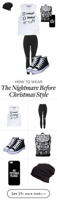 """"""""""" by enomii on Polyvore featuring Topshop, Casetify and H&M"""
