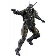 Appleseed Alpha Play Arts Kai Action Figure Briareos Hecatonchires 29 cm