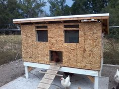 Since I have found BYC SOOOO helpful with my coop build and EVERYTHING chicken. I decided I would share my coop build with everyone here and anyone looking. Chicken Brooder Box, Chicken Coop Pallets, Mobile Chicken Coop, Backyard Chicken Coop Plans, Chicken Pen, Building A Chicken Coop, Chickens Backyard, Chicken Ideas, Poultry House