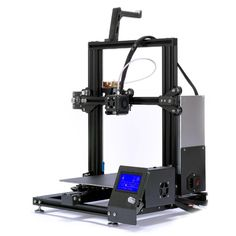 30*230*260mm printer build volume Support power resume. It could continue the breaking printing job caused by unexpected power outage and can save large time.   Support filament run-out detector. It would alert you to change filament in case the printer would run in the air or the spool is empty. Double air duct heat dissipation, heat dissipation is more uniform and the effect is better. (3 fans, 2 for the throat, 1 for the model)  Adopt 32bit main control chip, the main frequency is 3d Printer Kit, 3d Printer Supplies, Dead On Arrival, 3d Printer Filament, Homemade 3d Printer, Power Outage, Camera Accessories, Tool Kit, Diy Kits