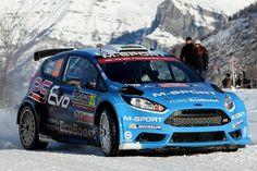 WRC開幕戦:優勝争いからミークが脱落(5)