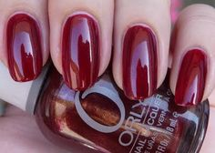 Orly Temptress / The femme fatale holiday 2009