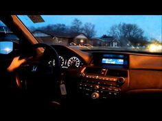2010 Honda Accord 2.0 VTi-L Start-Up, Full Vehicle Tour and Test Drive - YouTube