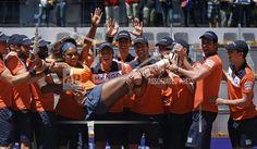 APTOPIX Spain Madrid Open Tennis ~ Serena Reigns!!