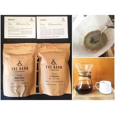 I'm so spoiled. Wifey brought back some incredible coffees from Berlin! ---------------------------------------- #Coffee #TheBarnCoffeeRoasters #DirectTrade #DirectTradeCoffee #WholeBean #Chemex #PourOver #Hario #BaristaDaily #CoffeeShots #Berlin http://ift.tt/20b7VYo