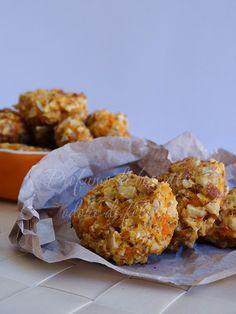 polpette di carote e mandorle 1