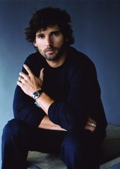 eric bana. he is one of those actors you find really hot, but cannot really figure out why. i think his talent is very sexy. the characters he portrays often have a strange appeal that transcends appearance.