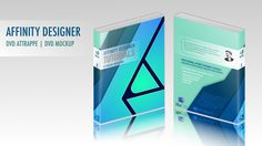 02 AD UR – DVD Hülle Attrappe | DVD Cover Mockup  In this Affinity Designer user request (AD UR), I show you how to create a mockup of a DVD cover in Affinity Designer 1.5.5.