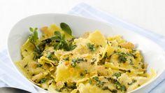 La ricetta dei ravioli con ricotta e asparagi da La prova del cuoco