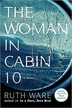 Interview with Ruth Ware, Author of The Woman in Cabin 10 | Germ Magazine