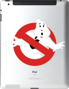 Ipad Decals : Ghostbusters