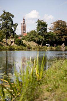 "Wörlitz Park, Germany; part of the UNESCO World Heritage Site ""Garden Kingdom Dessau-Wörlitz"""