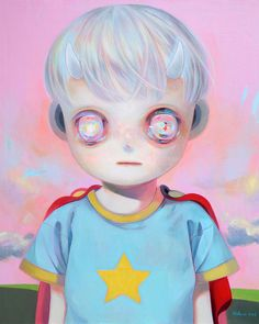 The Eulogy at a Funeral by Hikari Shimoda http://www.eyesonwalls.com/collections/hikari-shimoda