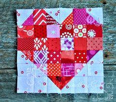 Sew Me Something Good: One little heart