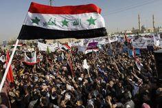 المفوضية العليا تطالب بإعتذار رسمي من الأجهزة الأمنية على تفريق مظاهرة في بغداد