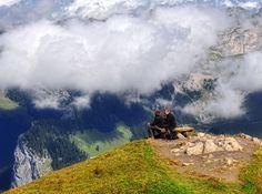 Mannlichen-Head in the Clouds