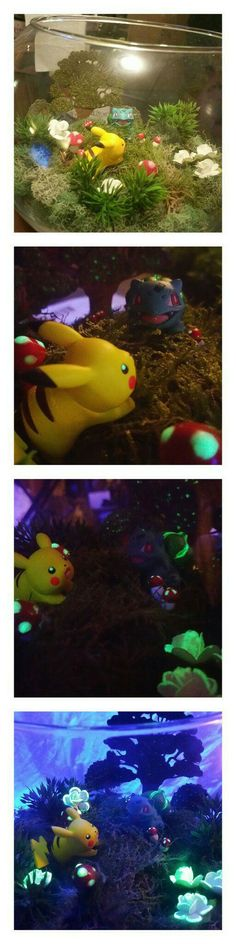 So I made a Pokemon thing. Thinking of making other video game related stuff like this as well. - 9GAG