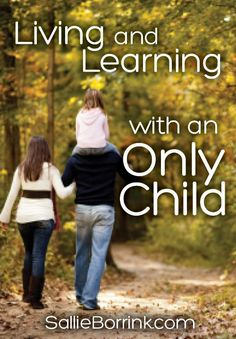 I've collected the best resources I could find on parenting an only child. Links to bloggers with an only, articles, books and more! Please stop by if you have an only or share it with any parents you know who are blessed with an only child.