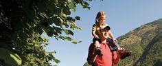 Familienurlaub in einer atemberaubenden Naturlandschaft erleben