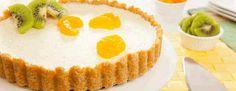Nutrición Grupo Bimbo :: Mousse helado de queso y limón con Galletas Marías Lara