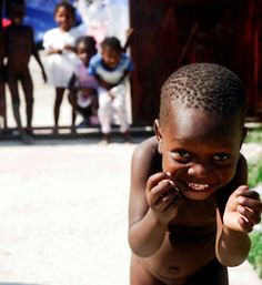 Isn't is shocking that a child living in poverty is happier than most of the people I know..